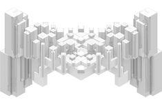 Parametric Architecture, S Mo, Campaign, Chandelier, Coding, Ceiling Lights, Content, Digital, Medium