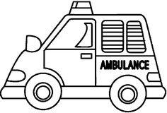 www.buzz2000.com coloriage ambulance coloriage-ambulance-14433.gif