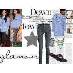 """""""Kareena Kapoor casual look"""" by mllechoo on Polyvore"""
