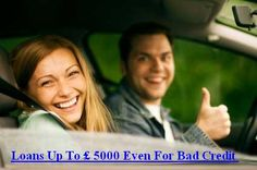 Get Loans Up To Pound 5000 Even For Bad Credit History. Apply Today.