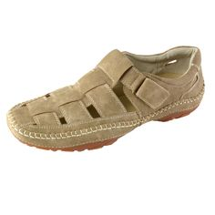 13e2172bf9531d GBX Sentaur Mens Leather Lined Outdoor Casual Shoes Fisherman Sandals