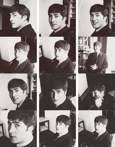 John Lennon collage <3