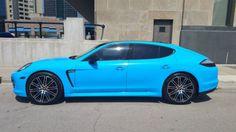 2011-PORSCHE-PANAMERA-4-AWD-RIVIERA-BLUE-41000-MILES-RARE Porsche Panamera 4, Dream Cars, Hobbies, Mom, Blue