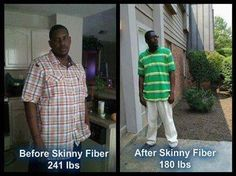 Another skinny fiber testimony, this is what Purvis has to say after taking skinny fiber for 6 months . . . \ #weightlossfast
