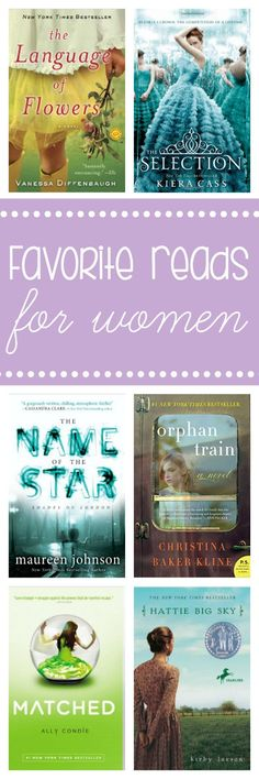 Favorite Books to Read
