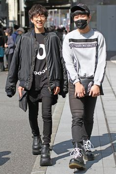 Asian street style men - For more styling tips and inspiration check out my website www.littlepinkmoto.com