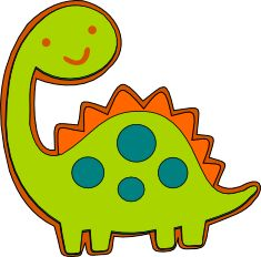 Dinosaurier svg -little cutie one