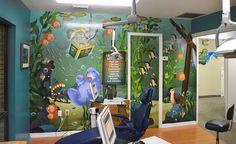 Manatee Themed Dental - Photos | Imagination Dental Solutions