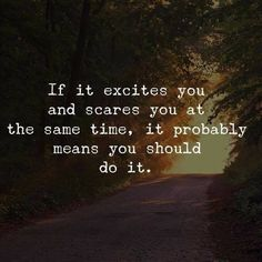 awesome just do it Read More by tamaranico. quotes quotes about love quotes for teens quotes god quotes motivation New Quotes, Happy Quotes, Great Quotes, Positive Quotes, Quotes To Live By, Motivational Quotes, Funny Quotes, Inspirational Quotes, Scary Quotes