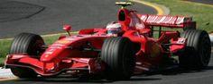 Ferrari F2007 •
