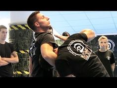 KRAV MAGA TRAINING • How to escape from Guillotine choke