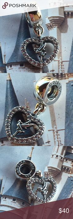 PANDORA DISNEY TINKER BELL CZ DANGLE AUTHENTIC BRAND NEW Pandora Jewelry Bracelets
