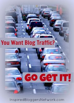 If you want to make money blogging then you need blog traffic. Use this daily checklist to go and to get the blog traffic you need.