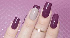 stylish fall nail designs and colors you'll love Chic Nails, Stylish Nails, Trendy Nails, Nail Manicure, Gel Nails, Acrylic Nails, Nail Art Designs Videos, Nail Designs, Beauty Hacks Nails