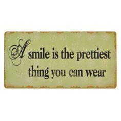 Lächeln...!