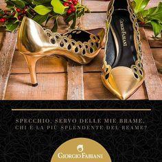 www.giorgiofabian... #befab #gold #golden #fashion #fashiongram #glamour #glamstyle #shoes #luxury #giorgiofabiani