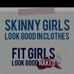 All about fit!