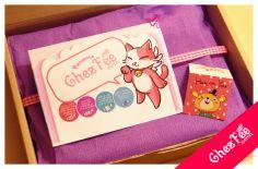 Quel beau colis~~<3 J'adore la couleur violette~~et vous? - www.chezfee.com magasin en ligne kawaii