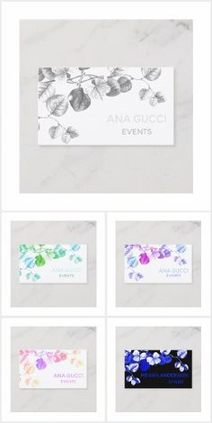 Modern Business Cards, Where The Heart Is, Business Supplies, Card Stock, Art Pieces, Bloom, Collections, Branding, Messages