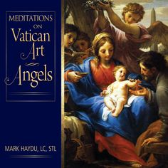Our exquisite new gift book, Meditations on Vatican Art: Angels by Fr. Mark Haydu, will be here in plenty of time for Christmas! Click on the image to see sample pages. To preorder, go to http://www.Liguori.org.