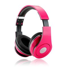 Gearonic Adjustable Circumaural 3.5mm Over-Ear Stereo Headphone for iPod, MP3, MP4, PC and iPhone Music - Non-Retail Packaging - Hot Pink Gearonic http://www.amazon.com/dp/B00GDUQYTM/ref=cm_sw_r_pi_dp_HxSyub17GDVQR