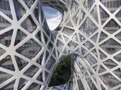 City of Dreams Hotel Tower, Cotai, 2017 - Zaha Hadid Architects
