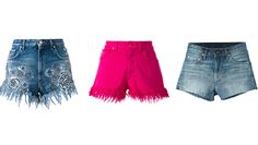 Get your Summer Shorts! Daily Look, Summer Shorts, Best Brand, Daily Inspiration, Denim Shorts, My Love, Women, Fashion, Moda