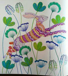 Millie Marotta Dierenrijk Kleurboek Paashaas
