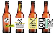 Image result for New Four Candles Ales