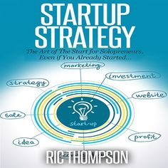 Bestselling author Ric Thompson gives you the tools and step-by-step systems you need to create a solid business strategy and then use that strategy to start and manage your business successfully. You will learn the importance of donning your CEO hat and how to work ON your business rather than only working IN your business.