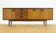 TEAK Credenza/ Media Console by William Lawrence