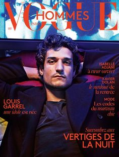 Vogue Hommes France Fall-Winter 2014