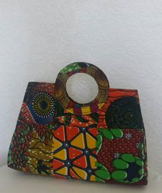 Large Clutch Bag by VickysBeauty on Etsy
