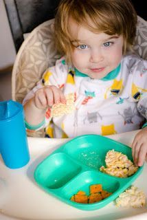 Toddler Meal Planning is always fun when you are baby led weaning! Lots of meals, lots of utensils, lots of plates, lots of cups!