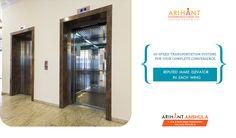 Arihant Anshula - Taloja Phase II 1, 2 & 3 BHK Mini Township Reputed Make Elevator In Each Wing www.asl.net.in/arihant-anshula.html #ArihantAnshula #RealEstate #Taloja #NaviMumbai #Property #LuxuryHomes