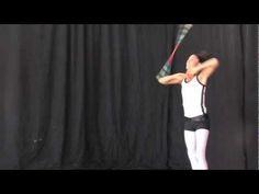 ▶ Annetta Lucero - Spinning Elbow Pop - YouTube