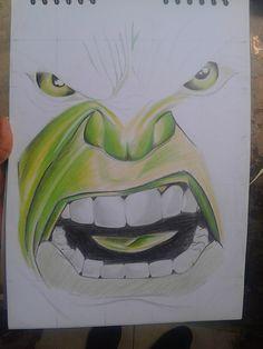 Hulk Progreso #PequeñoBless