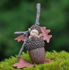 Fairy Accessories for your Garden found on eBay                                                                                                                                                                                 More