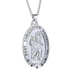 Saint Christopher Necklace & Pendant