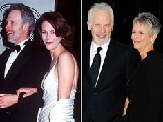 Vanessa redgrave franco nero famous couples for Jamie lee curtis husband christopher guest