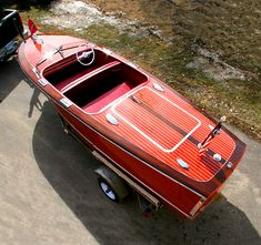 Chris Craft For Sale, Chris Craft Boats, Craft Sale, Runabout Boat, Classic Wooden Boats, Vintage Boats, Cool Boats, Made Of Wood, Interesting Stuff