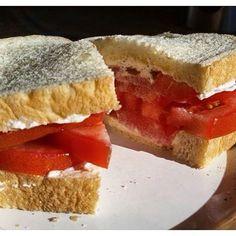 Instagram photo by @brenda_munger via ink361.com #brenda #Munger #yum #sandwiches #tomatoes