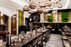 Restaurant MUN by Format Works Munich  Germany