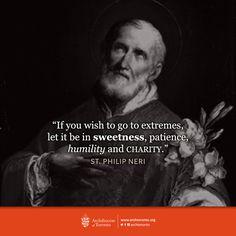 St. Philip Neri, pray for us! #feastday #catholic