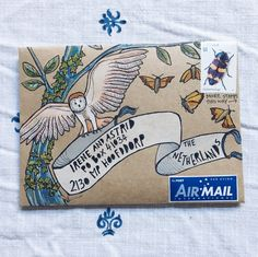 Your snail-mail toolkit: mail-art, wax seals, & writing prompts