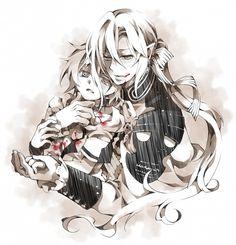 Hyakuya Michaela & Felid Bathory | Owari no Seraph | Manga
