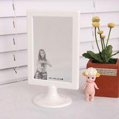 【kmall24】マーキングフォトー卓上鏡IKEA