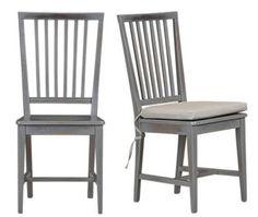 Village Grigio Side Chair