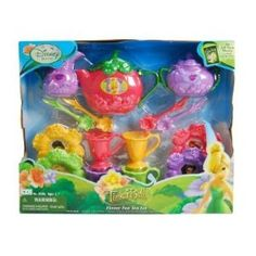 Walmart Disney Tinkerbell Activity Table And Chairs Set
