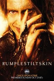 """Found out that Rumplestiltskin was Durza in the movie """"Eragon."""" I can never watch that movie the same way, ever again."""
